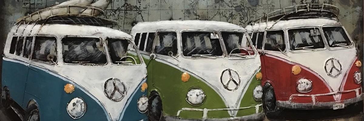 auto gemälde